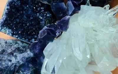 El maravilloso mundo de los cristales