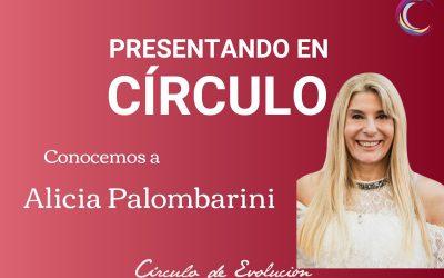 Presentando a Alicia Palombarini